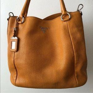 Prada Leather Handbag Authentic